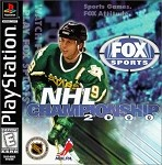 NHL Championship 2000 - PS1 Video Game